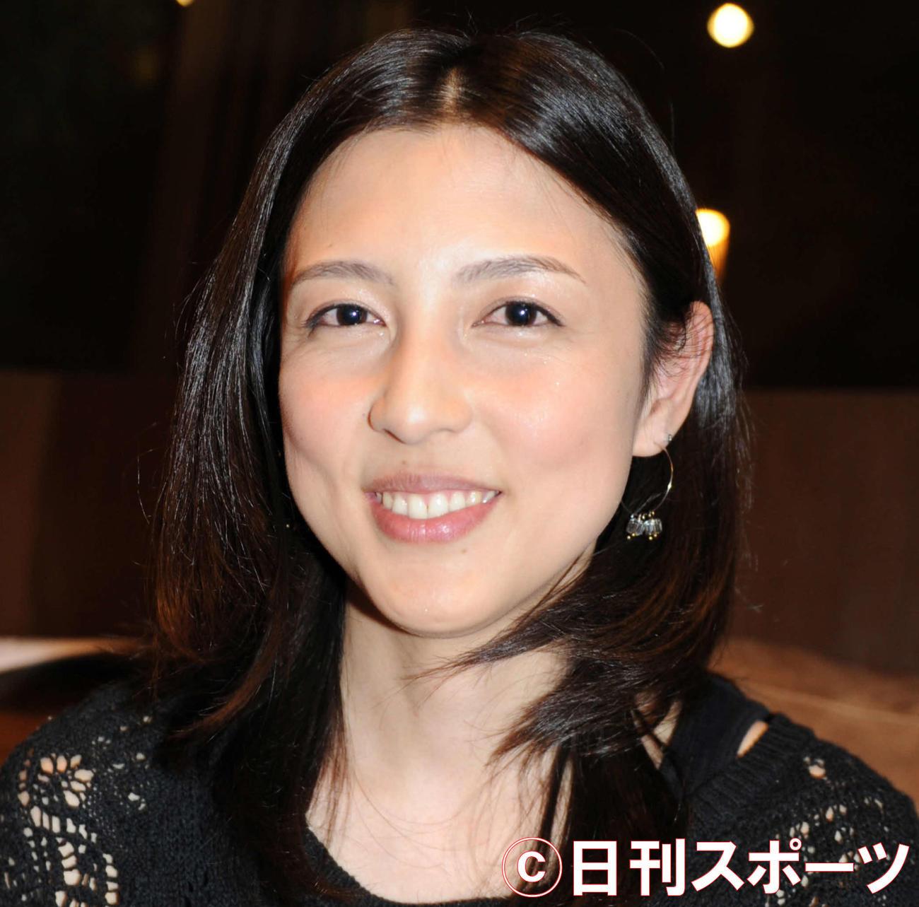 竹内香苗アナウンサー(2014年6月17日撮影)