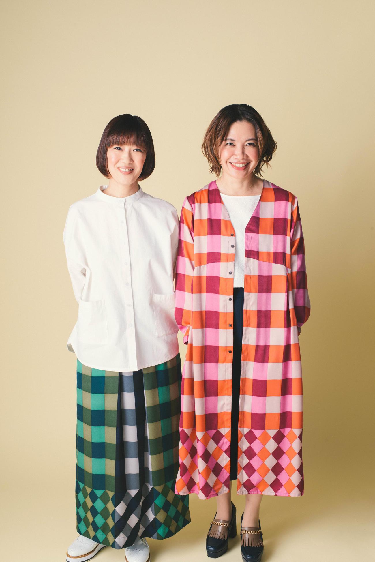 デビュー20周年記念日に無観客配信ライブの開催を発表した花*花