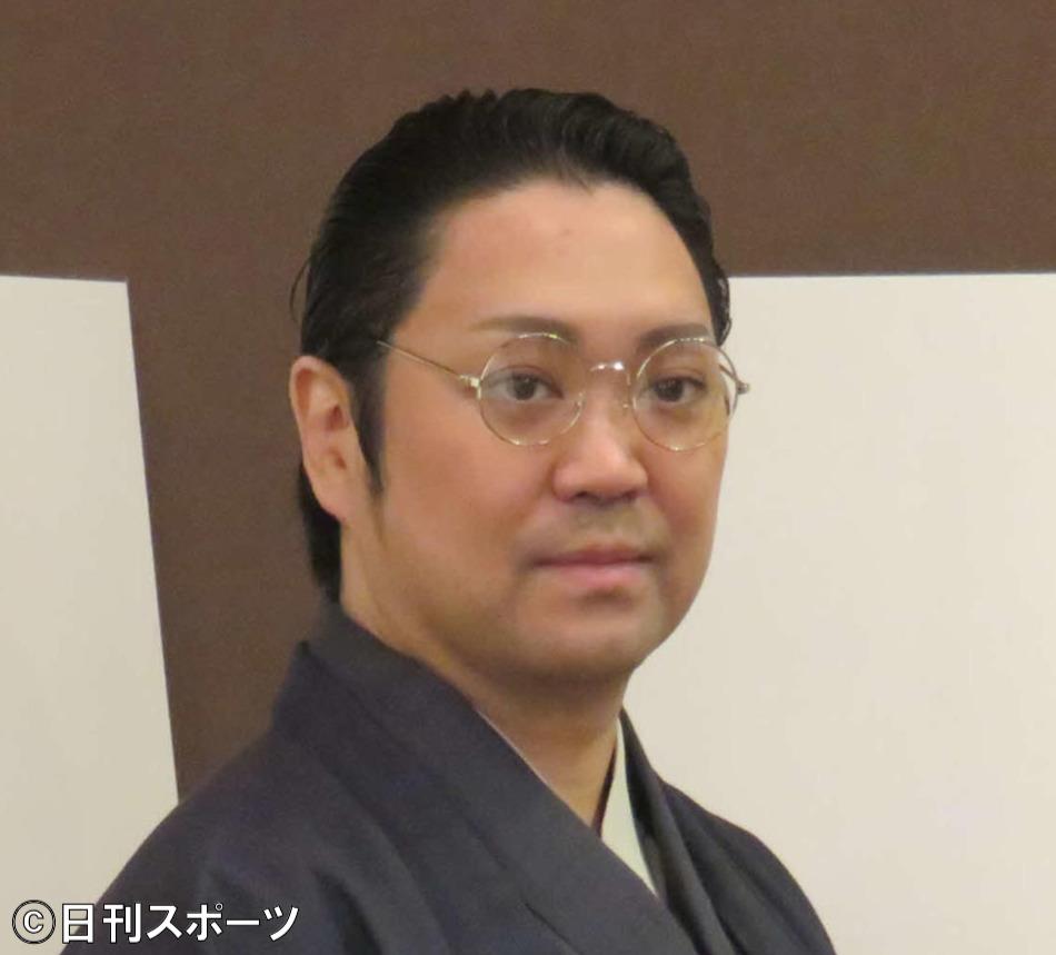 尾上松緑(19年1月撮影)