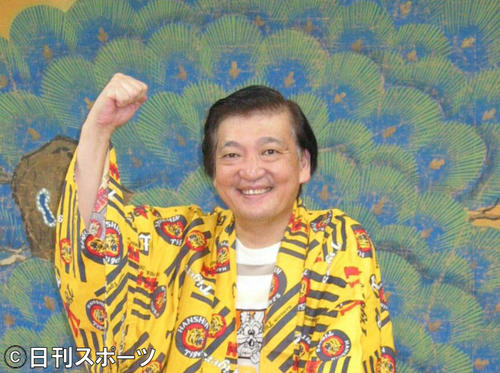 Photo of Former member of the House of Representatives Nanryu Asahi, died of pancreatic cancer 70 years old