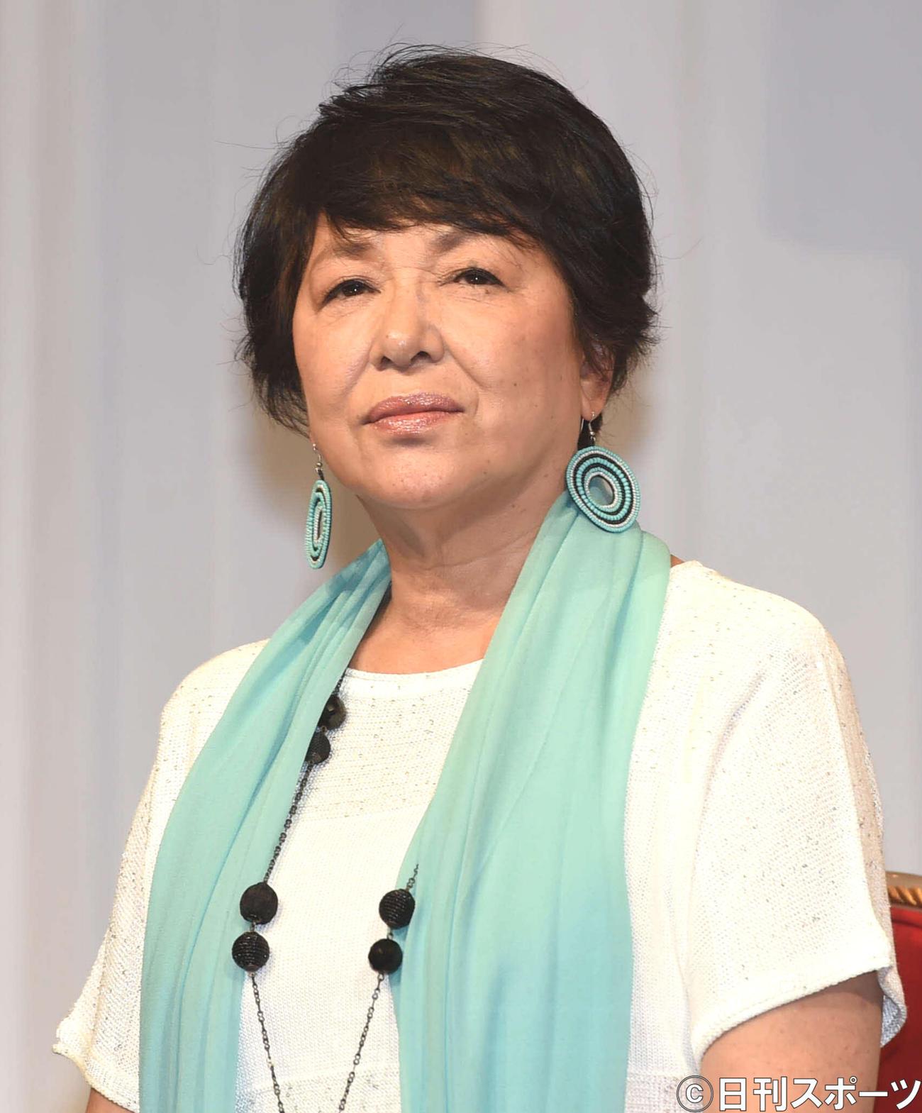 立石涼子さん(15年8月16日)