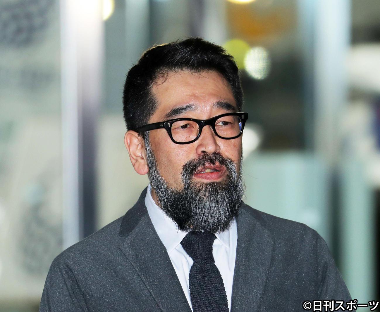 槇原敬之被告(2020年3月6日撮影)
