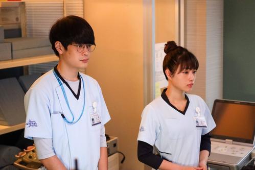 """Photo of Ryunosuke's voice is roaring / episode 4 of """"Ansangu"""""""