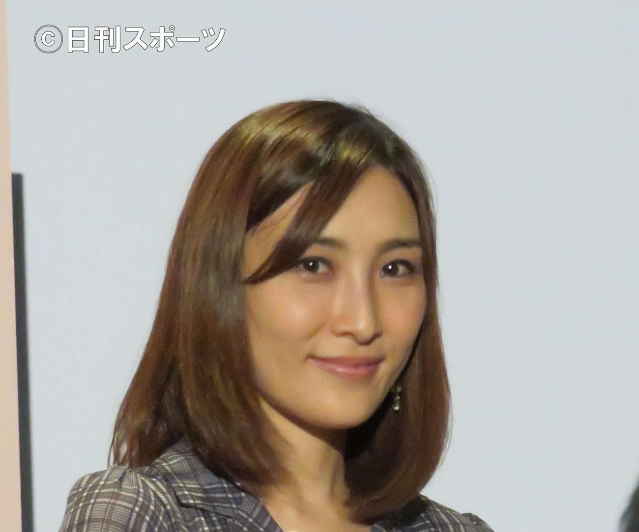 はあちゅうさん(18年9月撮影)