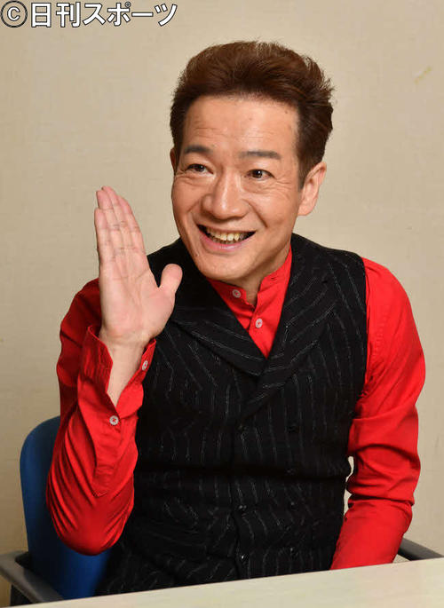 Photo of Toshihiko Tahara talked about his enthusiasm for the last single in his 50s