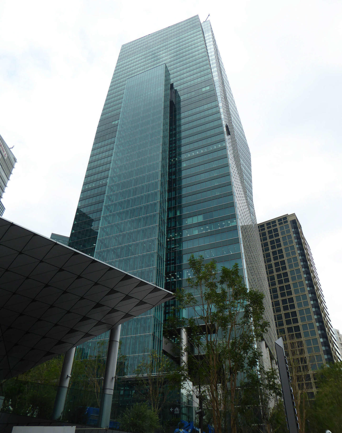 テレビ東京外観