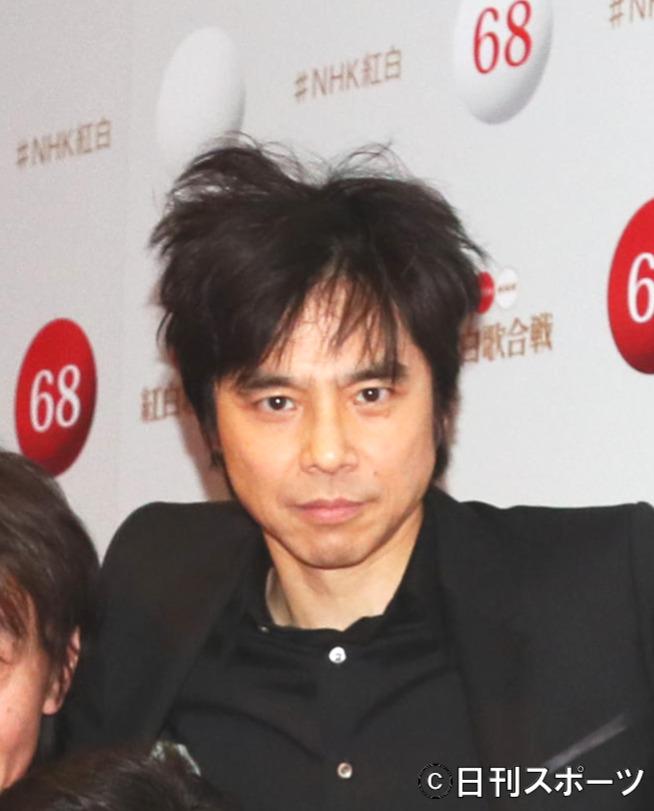 エレファントカシマシ・宮本浩次(2017年12月29日撮影)