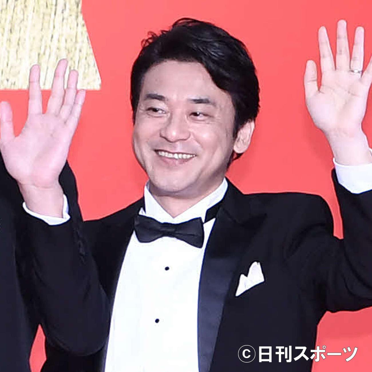 「キングダム」原作者の原泰久氏(19年3月27日撮影)
