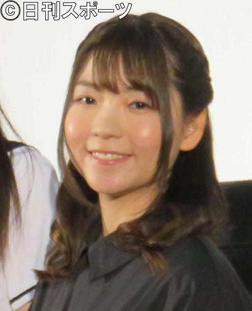 小沢亜李(19年1月27日撮影)