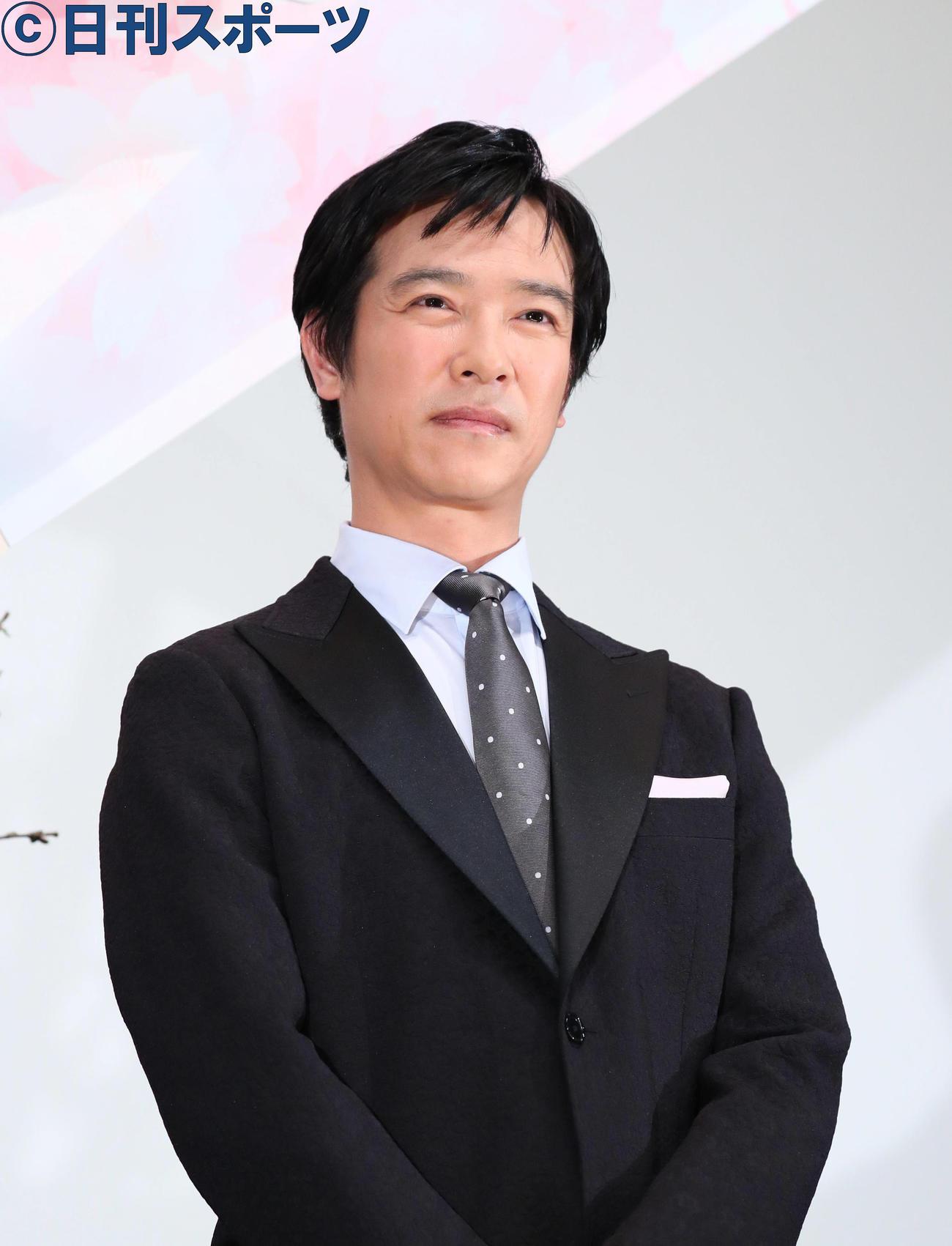 堺雅人(18年3月撮影)