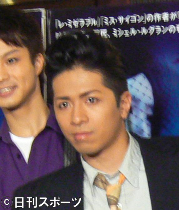 山崎裕太(2009年2月10日撮影)