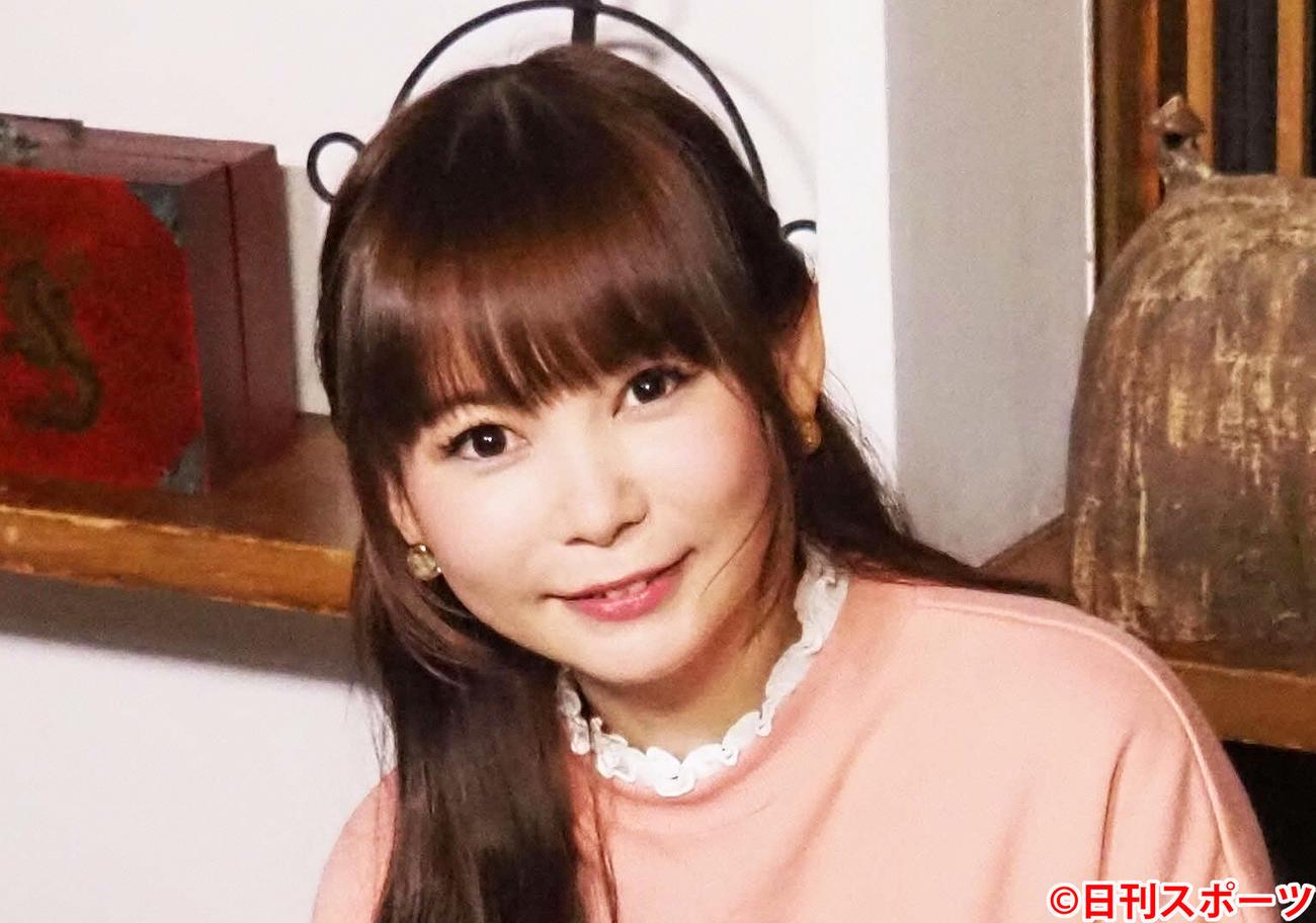 中川翔子(2020年2月3日撮影)
