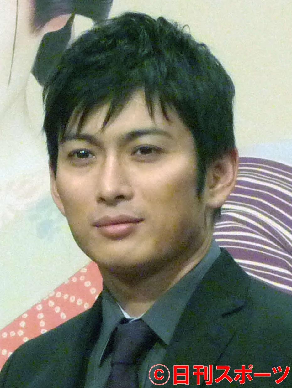 松田悟志(2012年5月28日撮影)