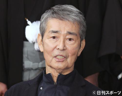 渡哲也さん(2015年)