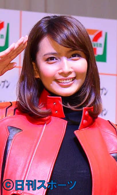 加藤夏希(2014年11月11日撮影)