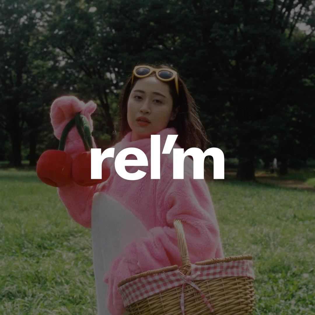 オリジナルファッションブランド「reI'm」を立ち上げることを発表していた丸山礼