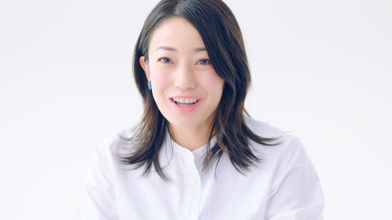 ロッテ「乳酸菌ショコラ」の新テレビCMに出演する菅野美穂
