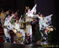 月組の大劇場公演幕開け、珠城りょう「いい空気感」 - 宝塚 : 日刊スポーツ