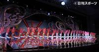 宝塚106期5カ月遅れの初舞台 ラインダンス披露 - 宝塚 : 日刊スポーツ