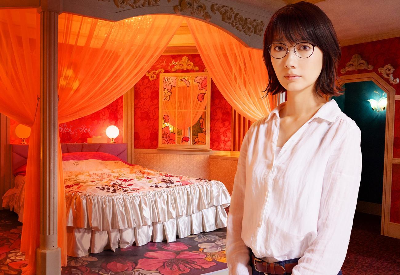 映画「ホテルローヤル」(C)桜木紫乃/集英社 (C)2020映画「ホテルローヤル」製作委員会