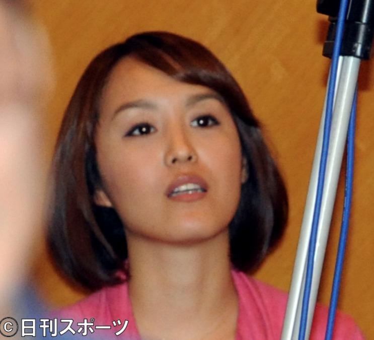 中山美香アナ(2010年撮影)