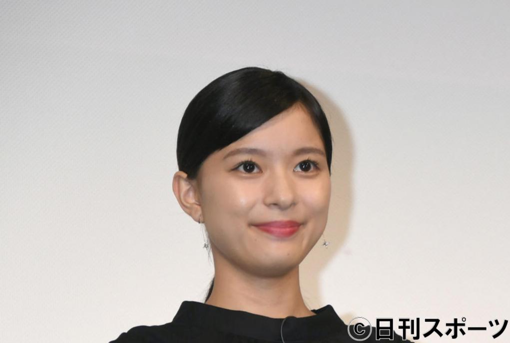 芳根京子(2018年8月30日撮影)