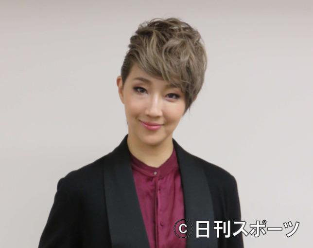 紅ゆずる 来年8月「エニシング・ゴーズ」に主演 - 芸能 : 日刊スポーツ