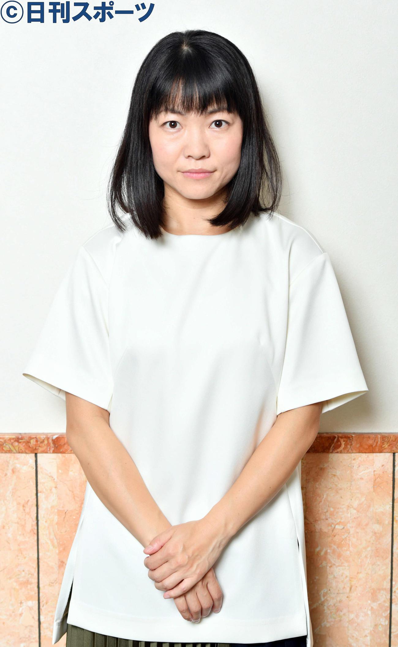 イモトアヤコ(18年9月26日撮影)