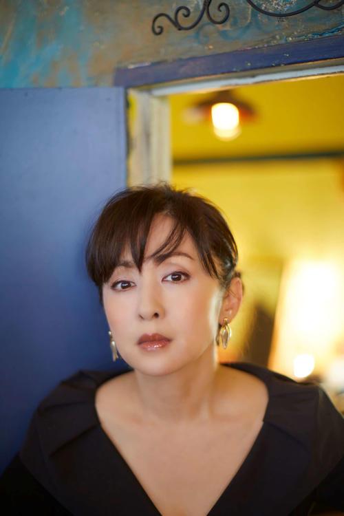 歌手デビュー35周年記念コンサートを開催する斉藤由貴