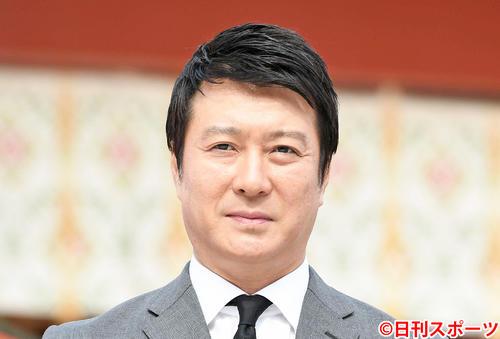 加藤浩次(2019年4月11日撮影)