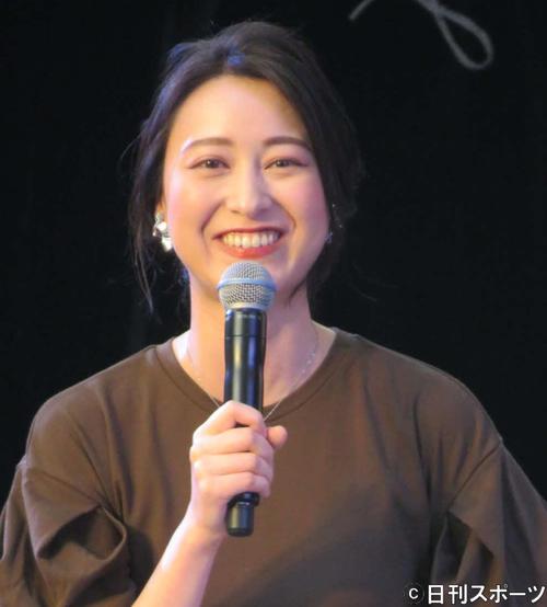 小川彩佳アナウンサー(2019年9月28日撮影)