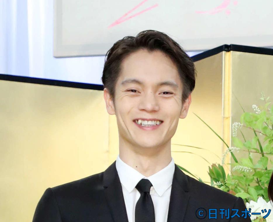窪田正孝(2019年6月3日撮影)