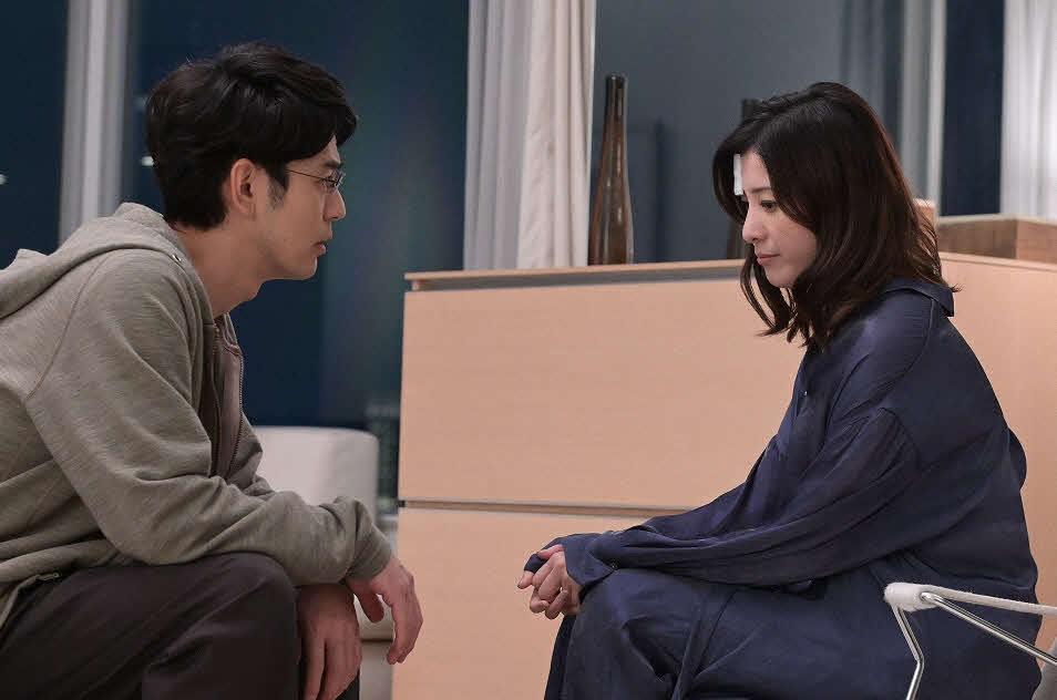 TBS系ドラマ「危険なビーナス」第3話の1シーン(提供写真)