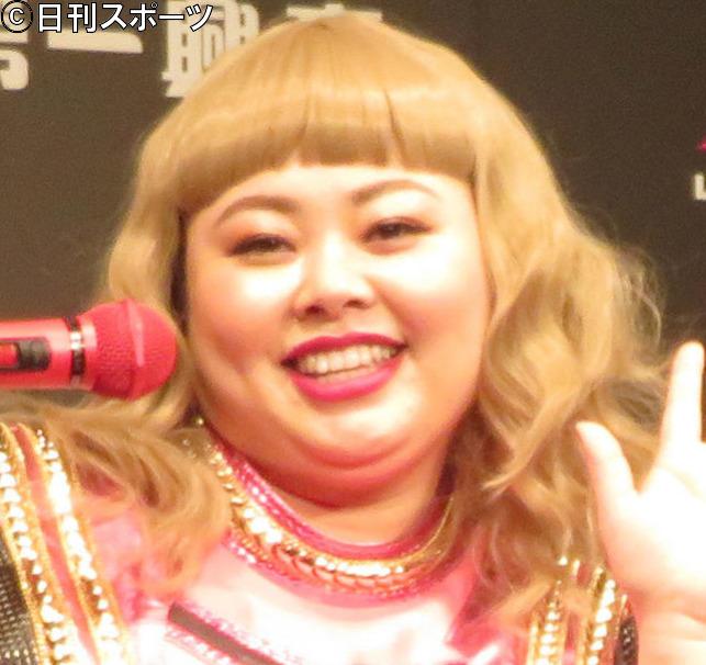 渡辺直美(19年11月撮影)