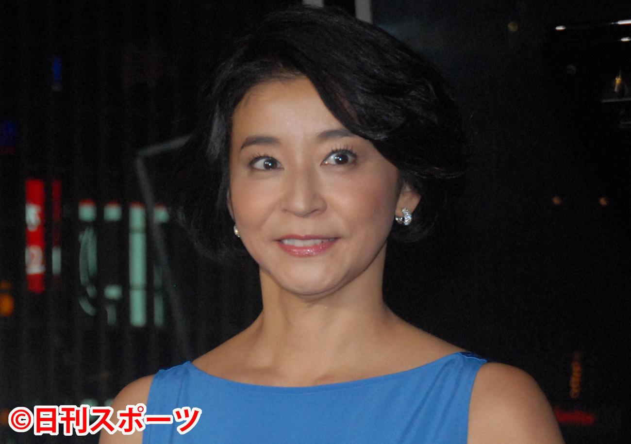 高嶋ちさ子(2017年5月24日撮影)