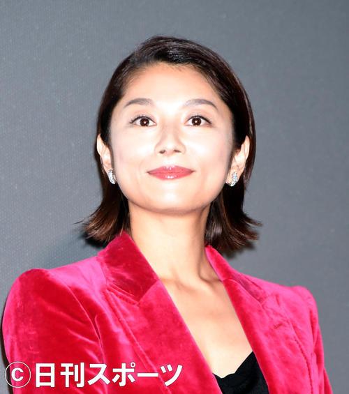 小池栄子22年大河で北条政子役「カッコイイ女性」