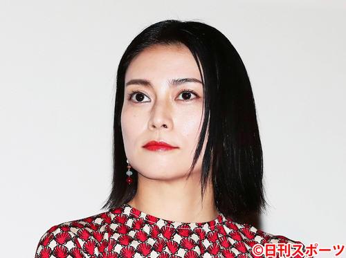 柴咲コウ(2019年2月5日撮影)