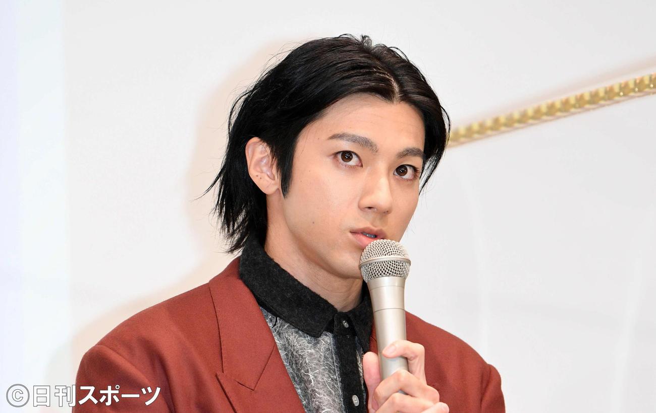 山田裕貴(2020年11月24日撮影)