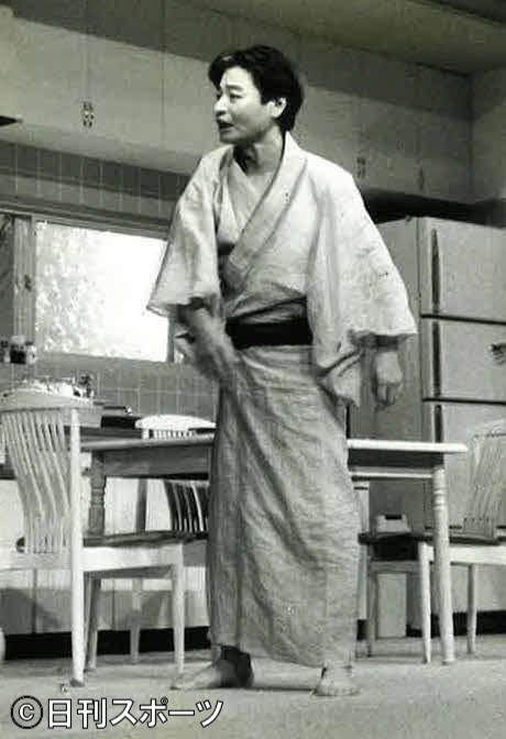 63年7月、吉本新喜劇に出演する船場太郎さん