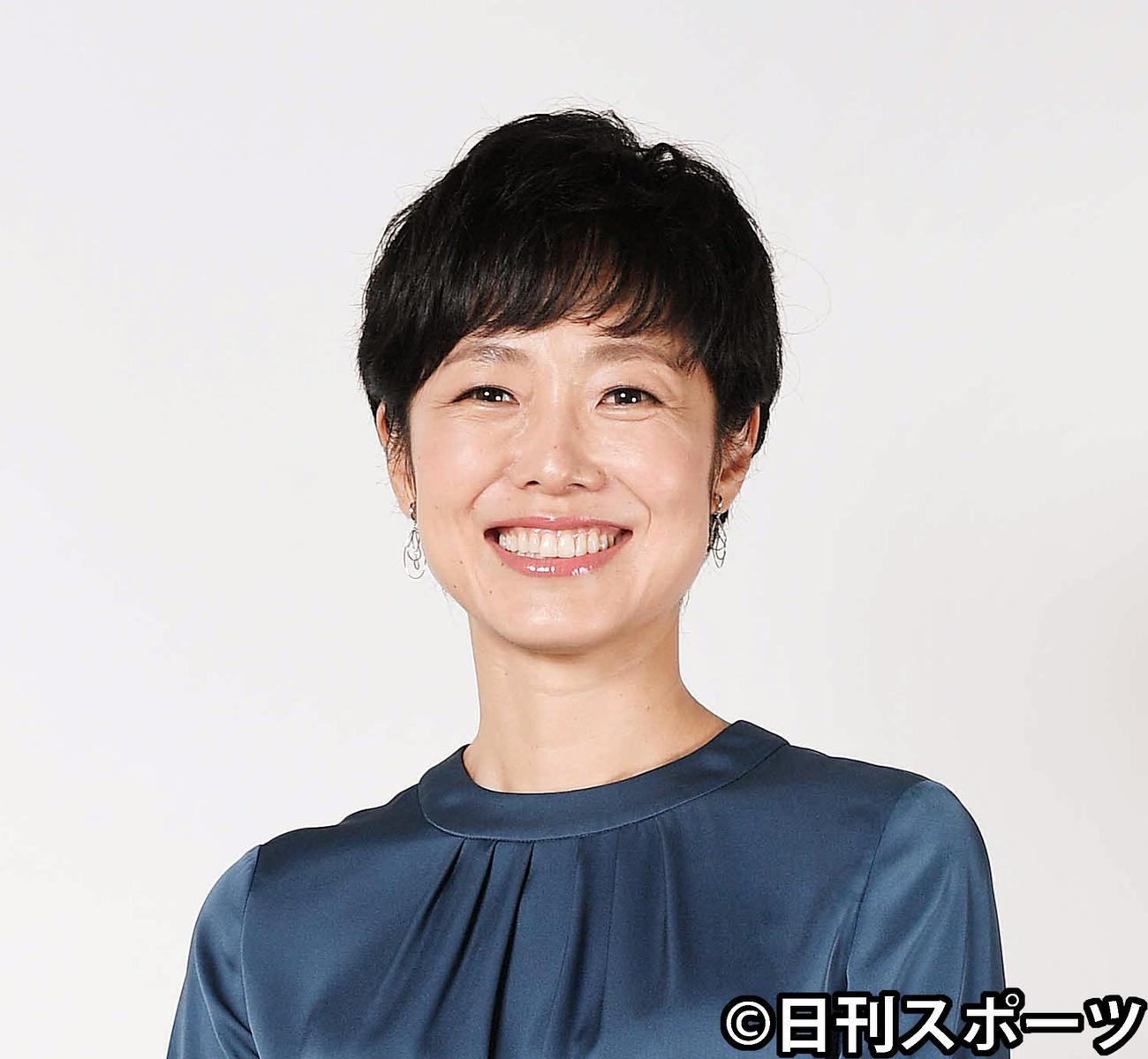 有働由美子アナ(2018年9月25日撮影)