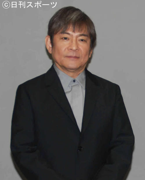 ミュージカル初挑戦の内場勝則(2020年1月30日撮影)