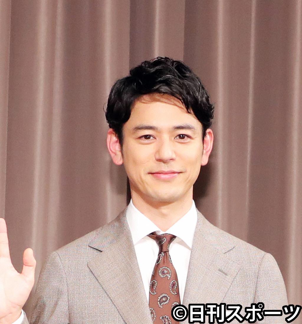 妻夫木聡(2020年10月10日撮影)