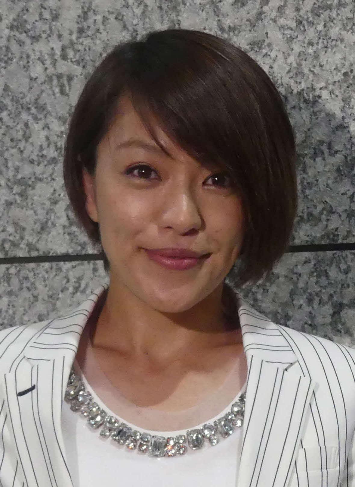 今井絵理子氏(2016年7月15日撮影)