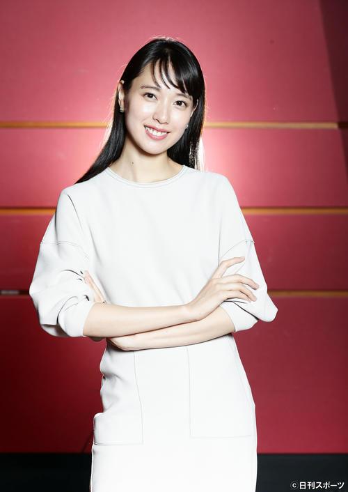 戸田恵梨香(19年9月12日)