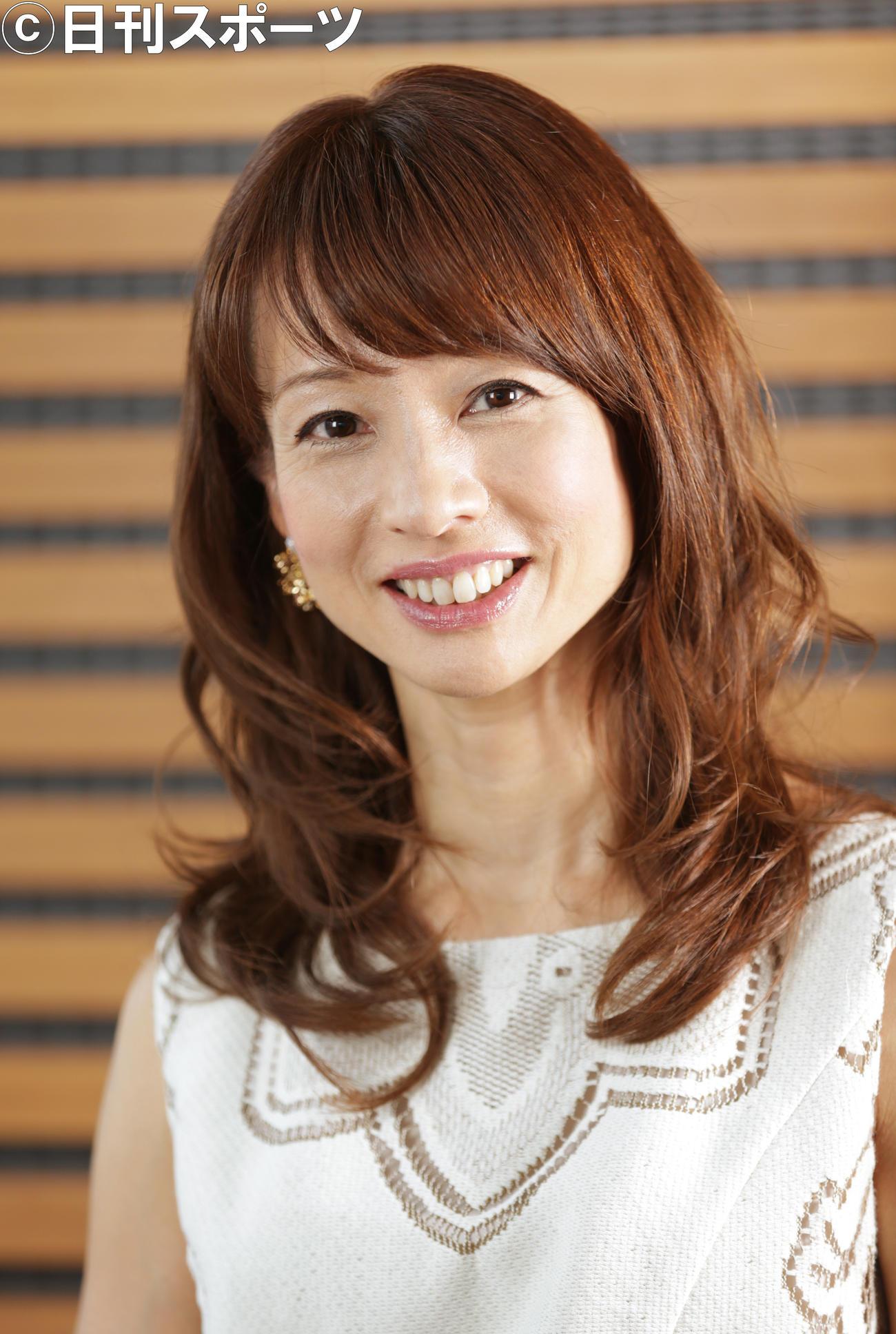 花田美恵子(13年1月撮影)