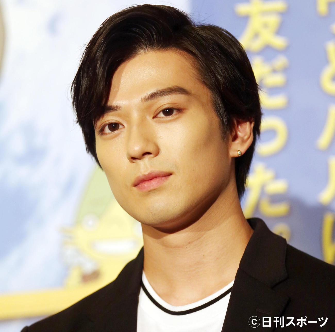新田真剣佑(2019年8月14日)