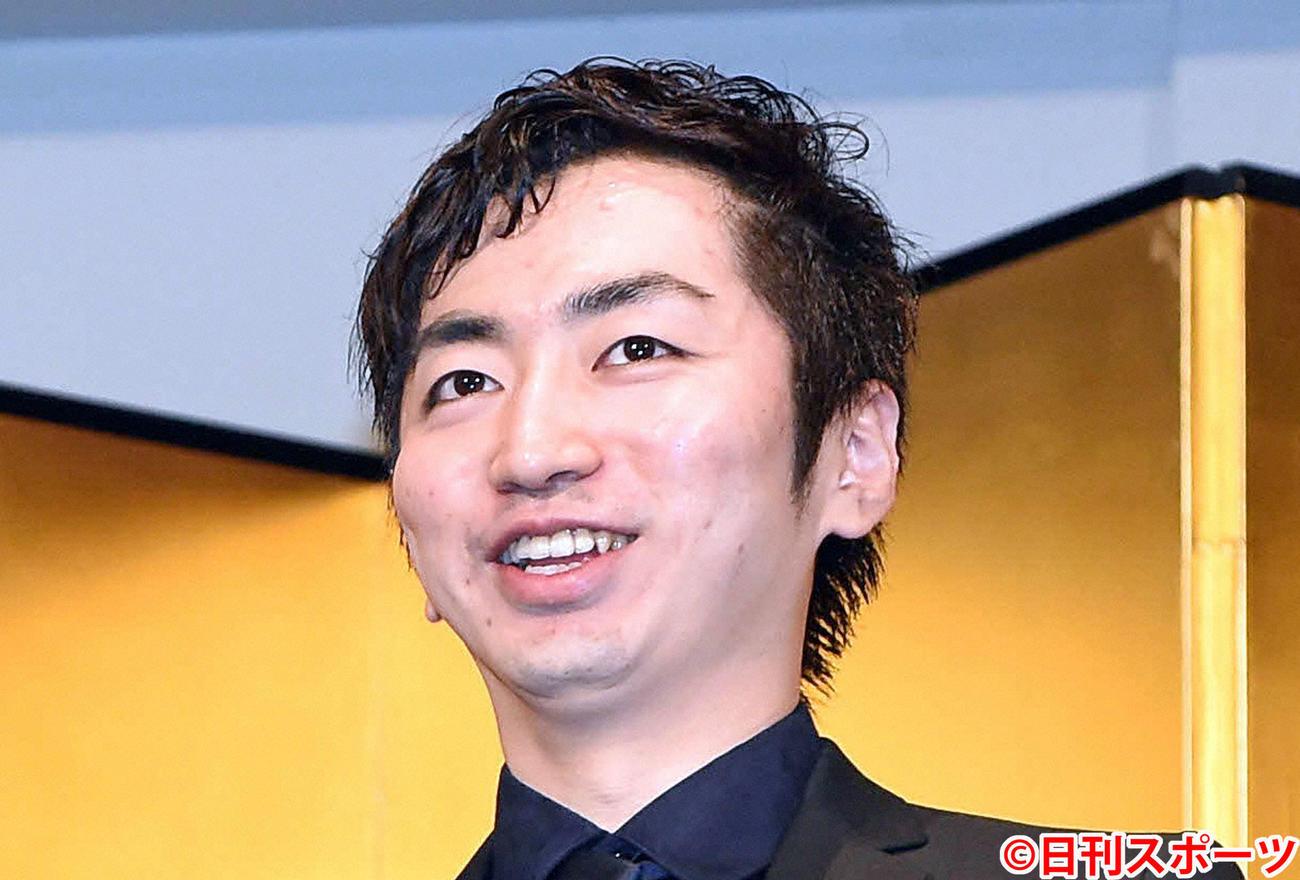 羽田圭介氏(2015年8月21日撮影)