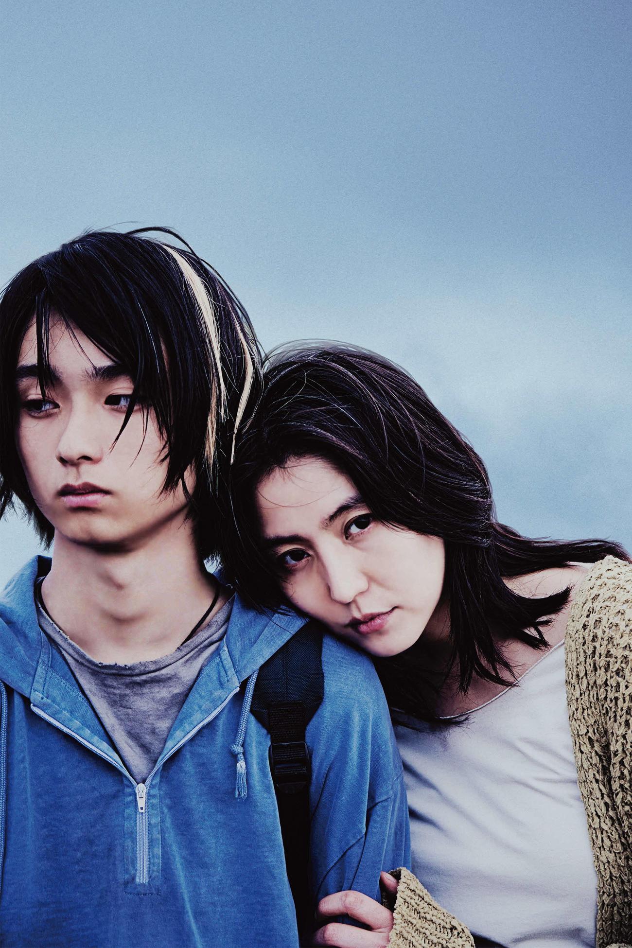長澤まさみが主演した「MOTHER マザー」(C)2020「MOTHER」製作委員会