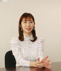 【エンタメ】塩地美澄アナ色気が癒やしに…今年は「声」/連載5