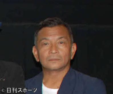 中野英雄(2019年9月8日撮影)